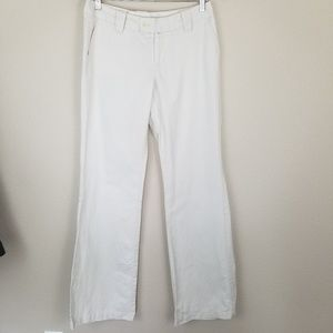 Banana Republic Ryan Fit Linen Blend Pants